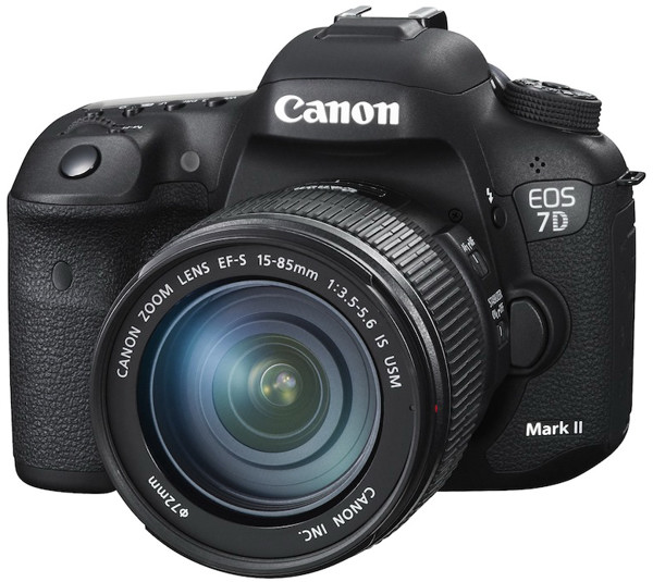 EOS 7D Mark II przod